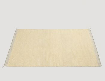 Ply Rug Yellow by Margrethe Odgaard for Muuto image