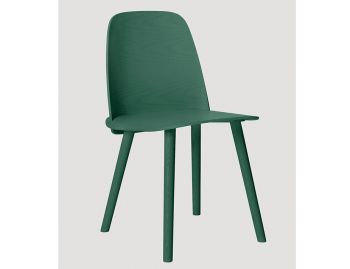Nerd Chair Green by David Geckeler for Muuto image