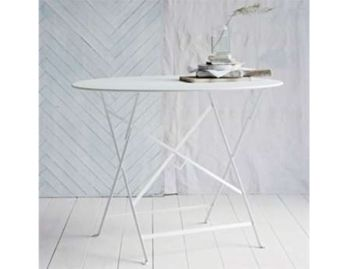 Bistro Folding Round Table 96cm by Fermob image