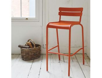 Luxembourg High Stool by Frederic Sofia for Fermob image