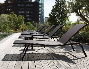 Alize Sunlounge by Pascal Mourque for Fermob image