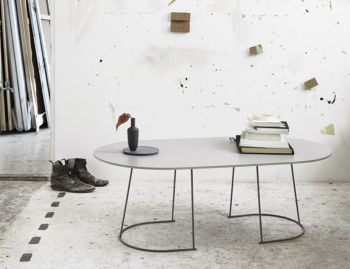 Airy Coffee Table Large by Cecilie Manz for Muuto image