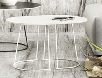 Airy Coffee Table Small by Cecilie Manz for Muuto image
