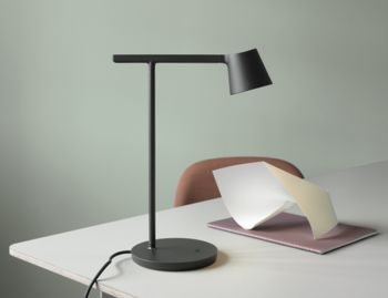 Tip Table Lamp Black by Jens Fager for Muuto  image