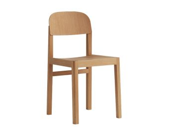 Workshop Chair Oregon Pine by Cecilie Manz for Muuto image