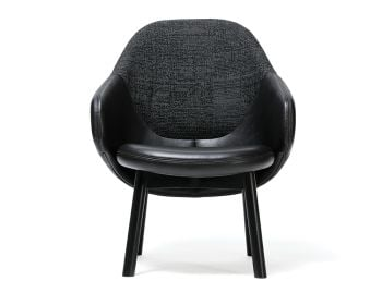 Alba Lounge Armchair by Alex Gufler for Ton image