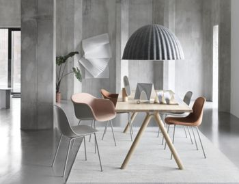 Split Table by Staffan Holm for Muuto image