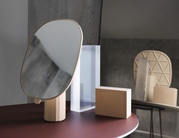 Mimic Mirror Nude by Normal Studio for Muuto image