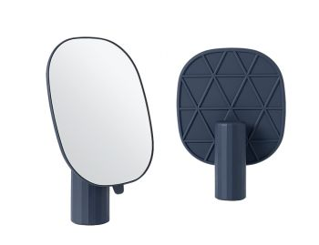 Mimic Mirror Midnight Blue by Normal Studio for Muuto image