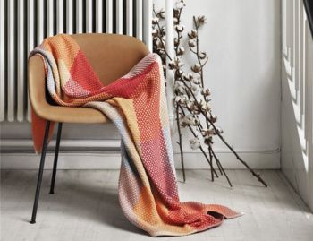 Loom Throw by Simon Key Bertman for Muuto image