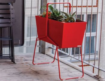 High Planter Basket by Fabio Meliota for Fermob image