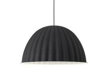 Under The Bell Black 55cm Pendant by Iskos Berlin for Muuto image