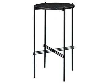 TS Console Table Small Round 40cm Dia with Black Base GUBI image