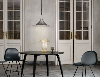 Semi Pendant Chrome by Bonderup and Thorup for GUBI image