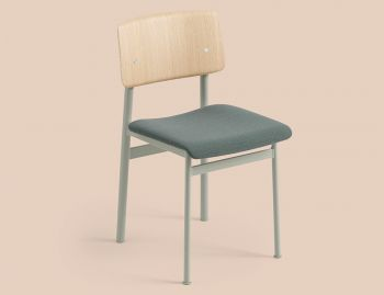 Loft Chair Upholstered by Thomas Bentzen for Muuto image