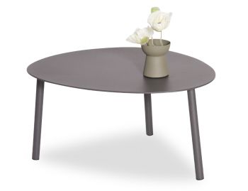 Cetara Outdoor Medium Coffee Table Matt Charcoal by Bent Design image