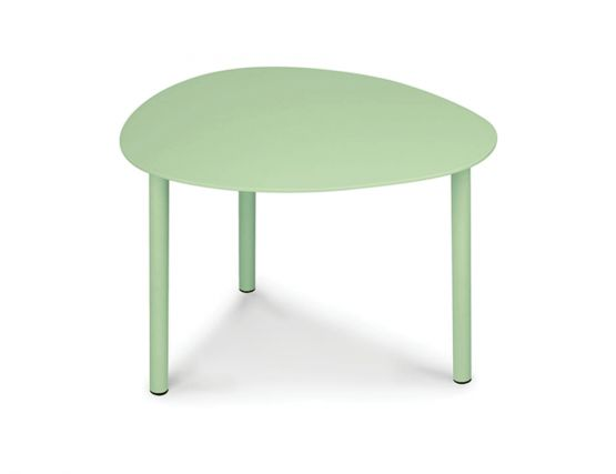 Green Outdoor Side Table