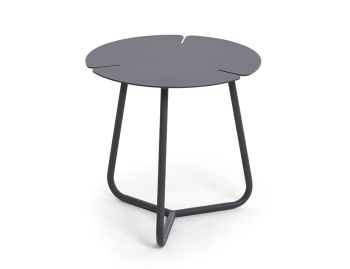 Tropea Outdoor Side Table Matt Charcoal by Bent Design image