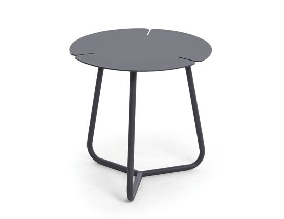 Tropea Side Table Charcoal