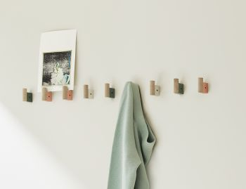 Attach Coat Hook (Set of 2) by Dimitri Bahler for Muuto image
