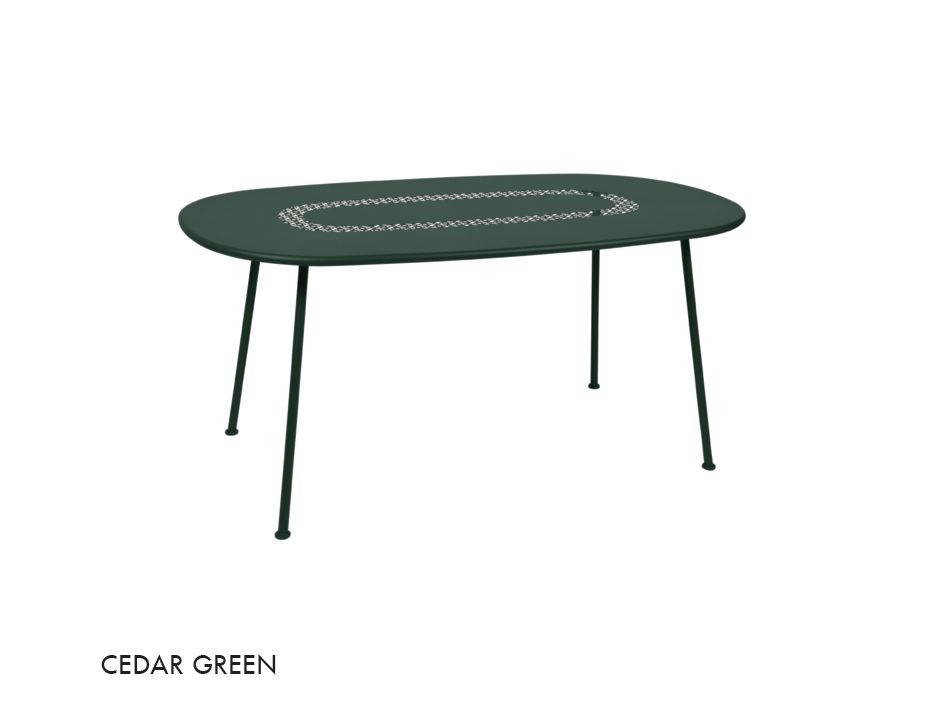 Lorette Tablecedargreen