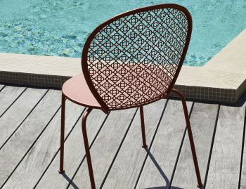 Lorette Chair by Frederic Sofia for Fermob image