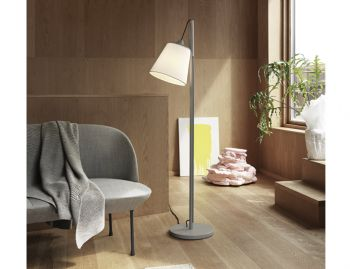 Pull Lamp Grey by whatswhat for Muuto image