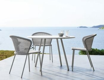 Lean Stackable Dining Chair by Welling/Ludvik For Cane-line image