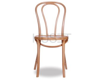 Natural Vienna 18 Bentwood Chair by Micheal Thonet image