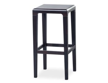 Coffee Rioja 65cm Kitchen Stool by Lounge Design Group for TON image