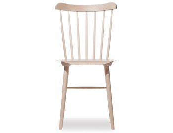 Natural Ironica Dining Chair by Tom Kelley for TON image