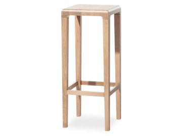 Natural Oak Rioja Bar Stool by Lounge Design Group for TON image