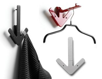 Arrow Hanger by Gustav Hallen for Design House Stockholm image