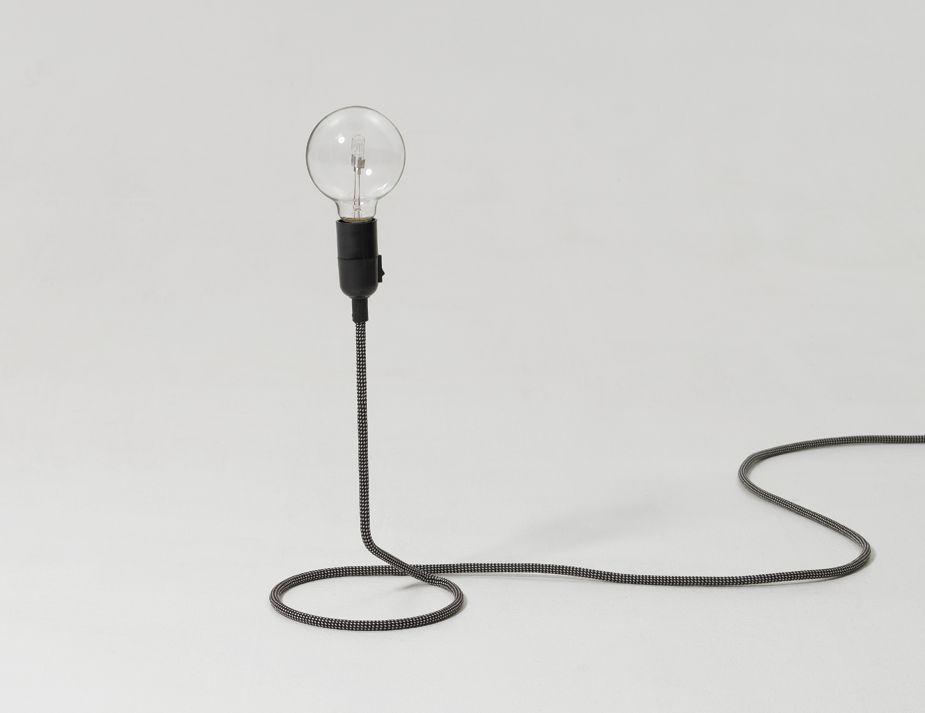 Cord Lamp mini von Form Us With Love