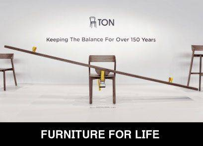 TON - Keeping Balance for over 150 years
